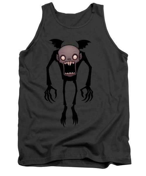 Nosferatu Tank Top by John Schwegel