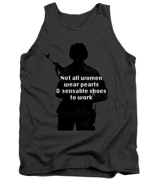 Not All Women Tank Top