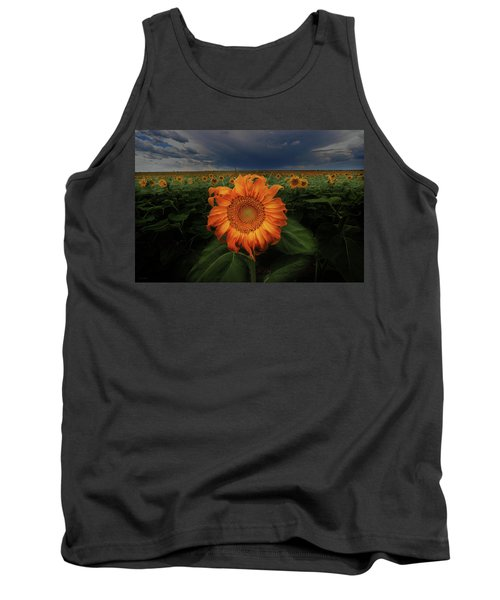 Not Just Another Face In The Crowd  Tank Top