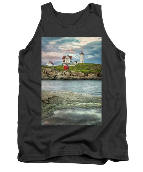 Nubble Light Tank Top by Brian Caldwell