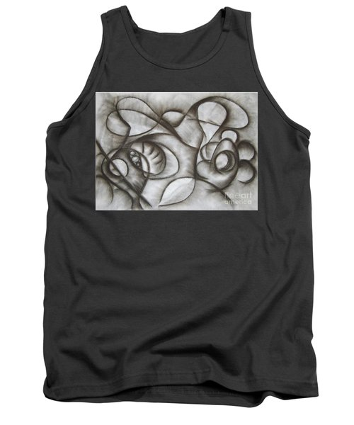 Nucleus Of Time Tank Top
