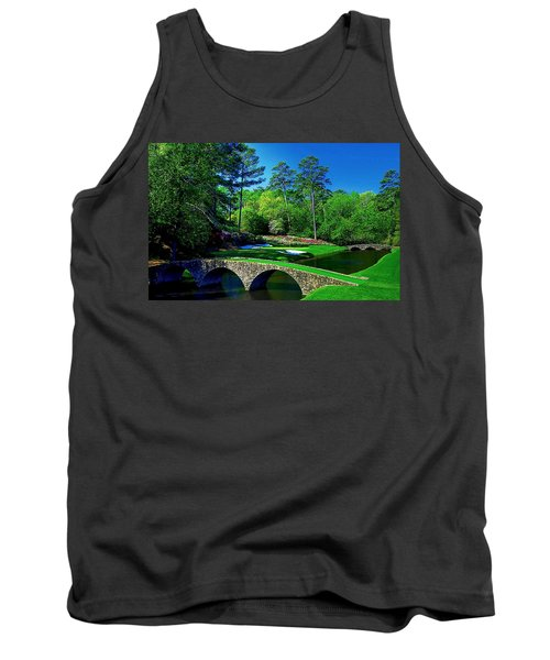 Number 12 Tank Top
