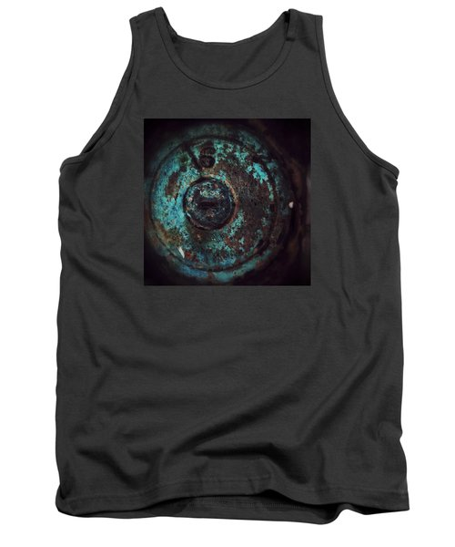 Tank Top featuring the photograph Number 6 by Olivier Calas