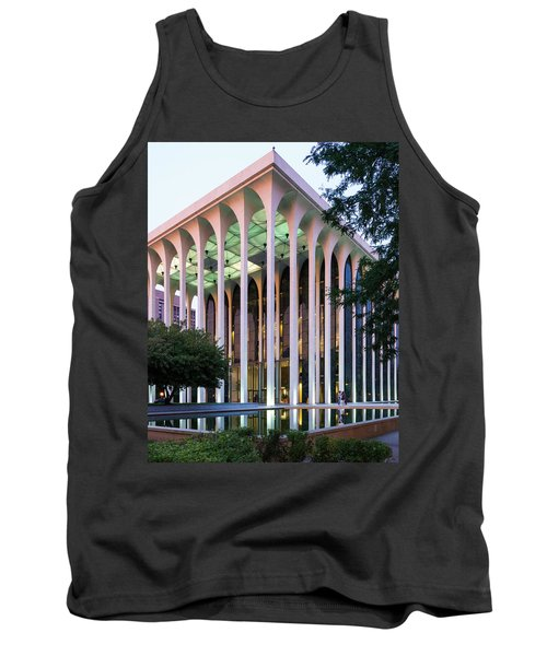 Nwnl Building At Dusk Tank Top