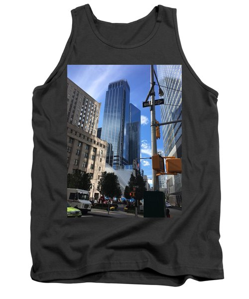 Nyc Day Tank Top