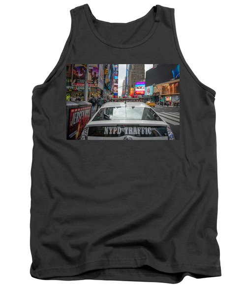 Nypd Tank Top
