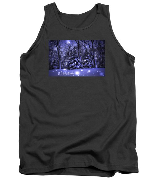 O Holy Night Tank Top