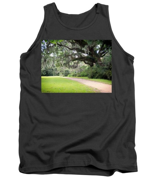 Oak Over The Trail Tank Top