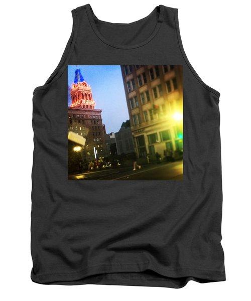Oakland Lights Tank Top