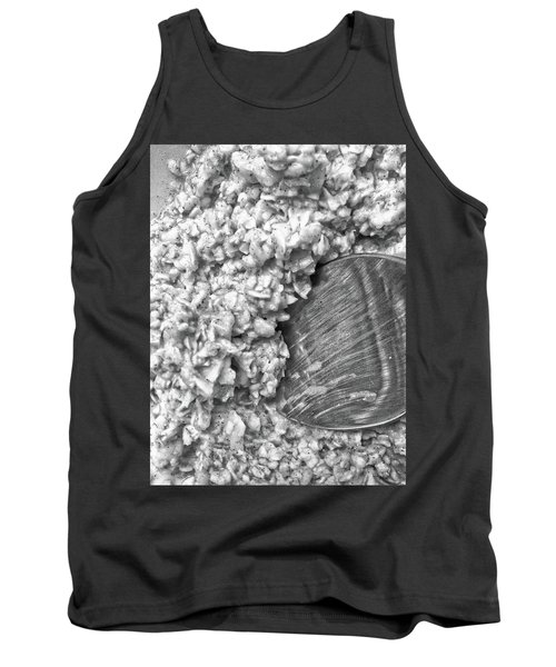 Tank Top featuring the photograph Oatmeal by Robert Knight