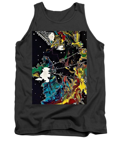 Obscurity Has A Great Many Elbows Tank Top
