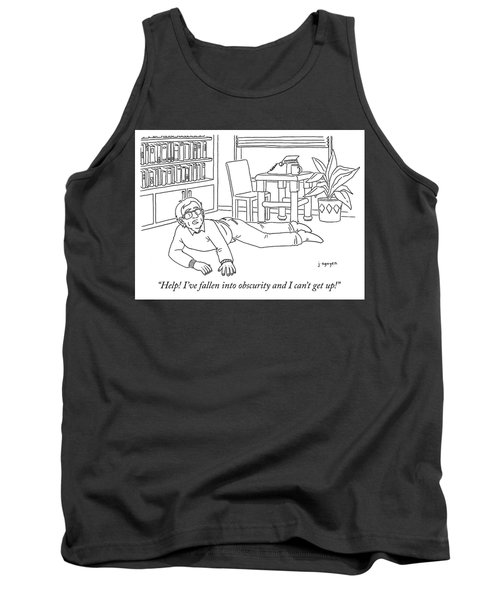 Obscurity Tank Top