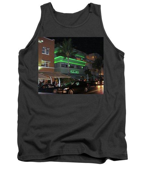 Ocean Drive Miami Beach Tank Top
