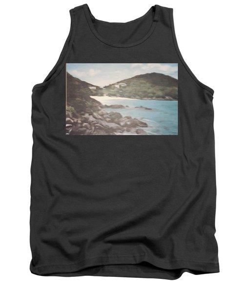Ocean Inlet Landscape Tank Top