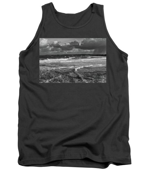 Tank Top featuring the photograph Ocean Storms by Nicholas Burningham