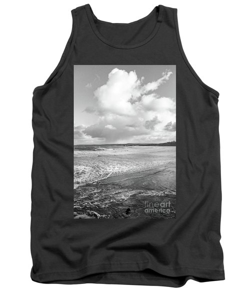 Tank Top featuring the photograph Ocean Texture Study by Nicholas Burningham