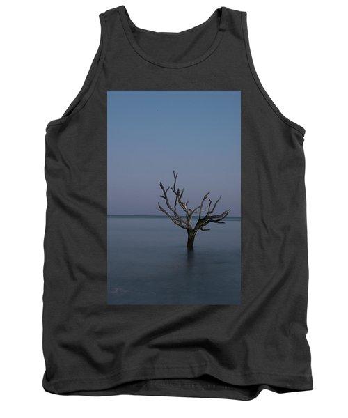 Ocean Tree Tank Top