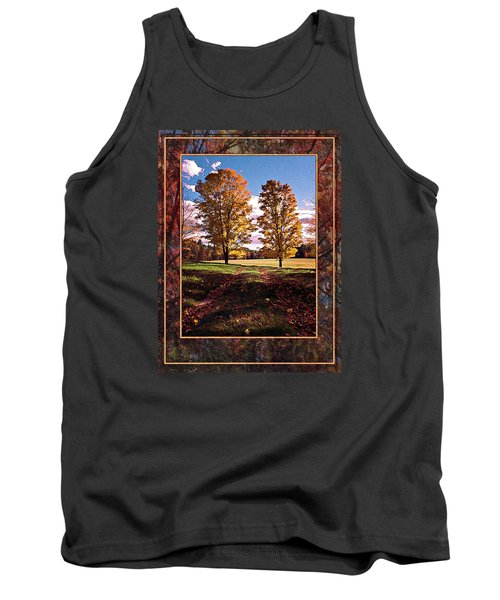 October Afternoon Beauty Tank Top