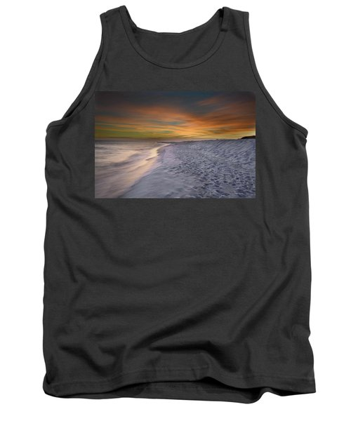Tank Top featuring the photograph October Night by Renee Hardison
