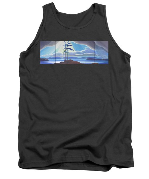 Ode To The North II Tank Top