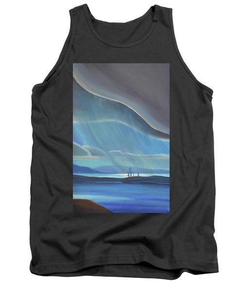 Ode To The North II - Rh Panel Tank Top