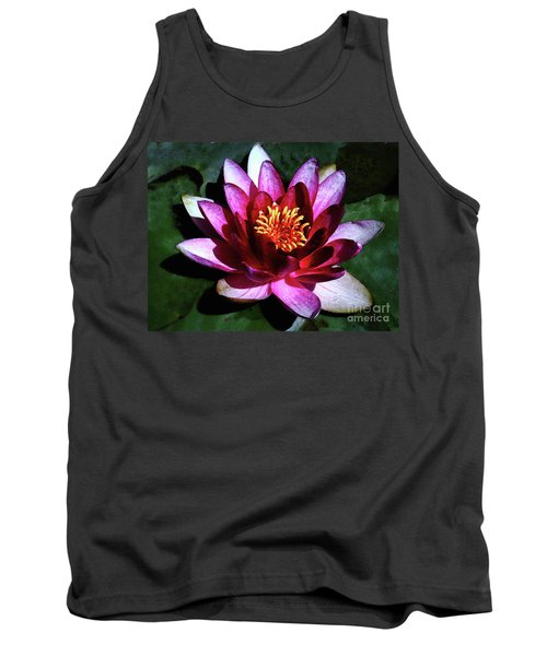 Ode To The Water Lily Tank Top