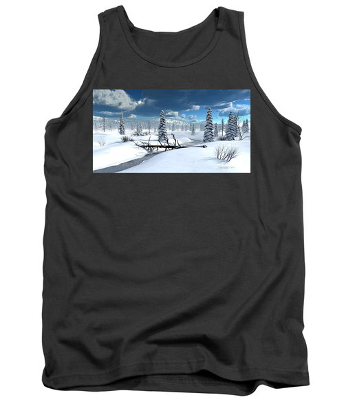 Of Blankets And Sheets Tank Top