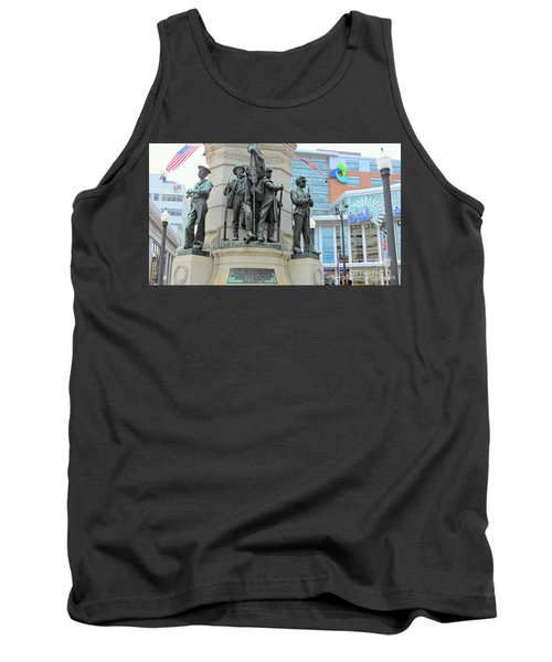 Of Soldiers And Sailors Tank Top