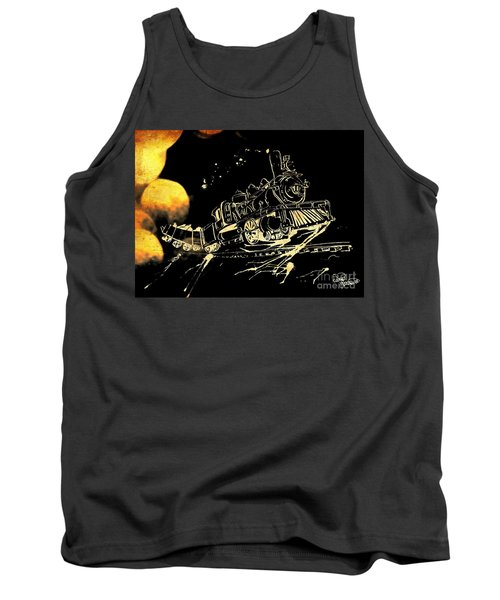 Off The Rails Tank Top