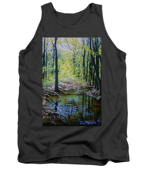 Off The Trail Tank Top