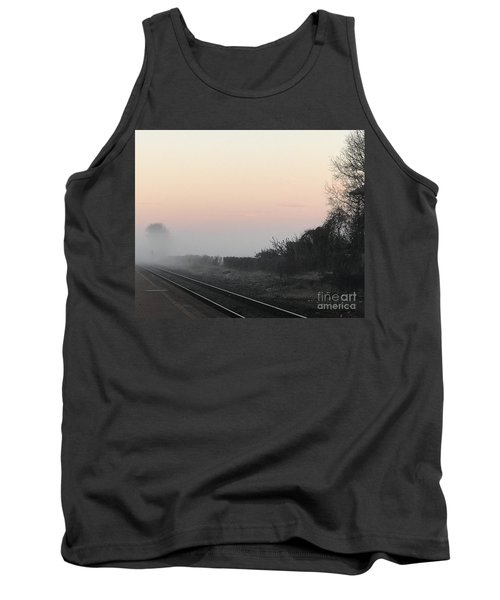 Off To Work Tank Top