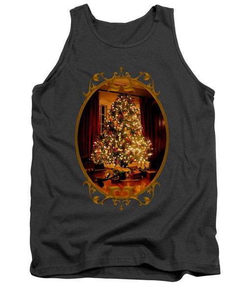 Oh Christmas Tree Tank Top