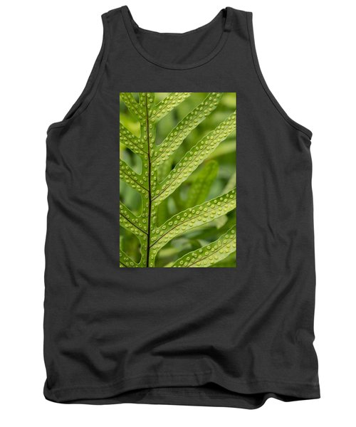 Oh Fern Tank Top by Christina Lihani