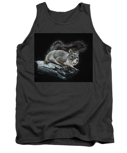 Oh Nuts  Tank Top by Jean Cormier