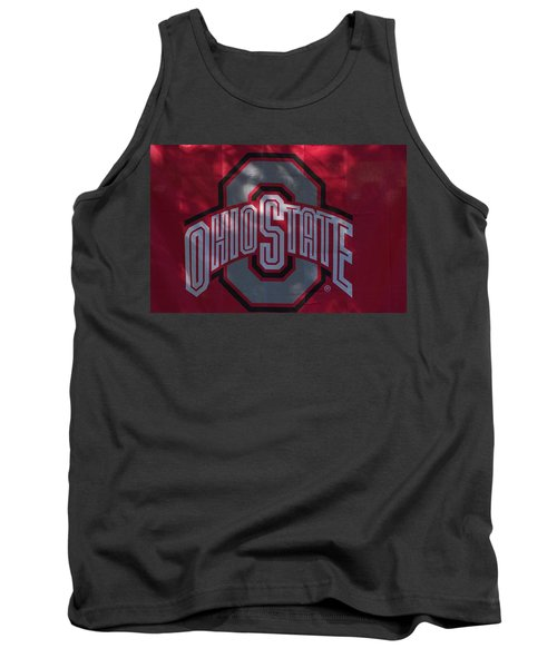 Ohio State Tank Top by Joseph Yarbrough