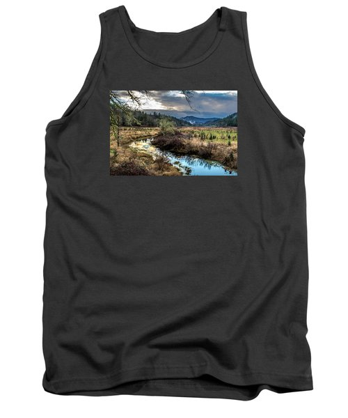 Ohop Creek Tank Top