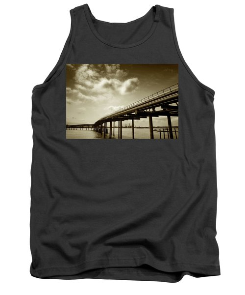 Oil Bridge II Tank Top