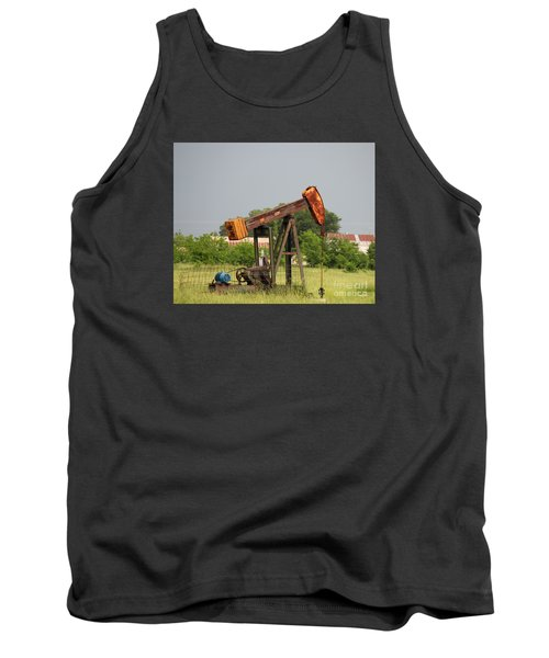 Oil Well 2 Tank Top