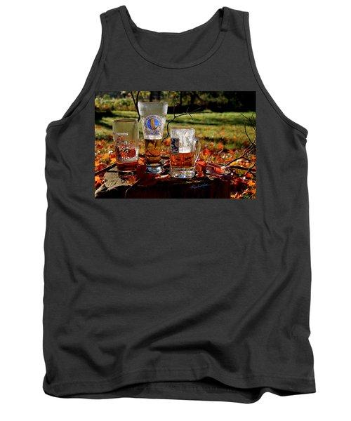 Oktoberfest Ist Wunderbar Tank Top