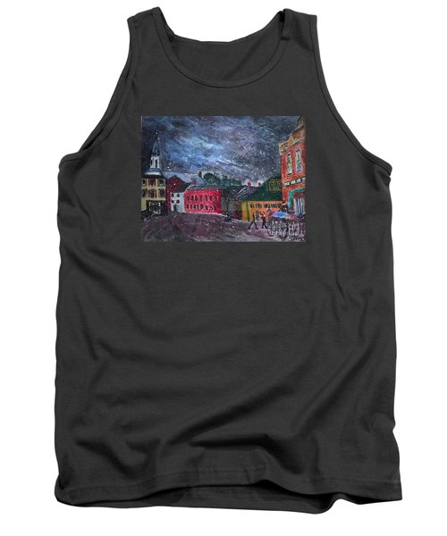 Old Amesbury Early Winter Tank Top