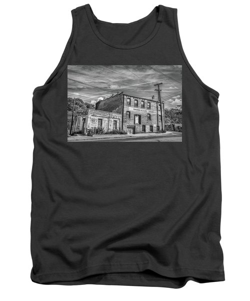 Old Asheville Building Tank Top
