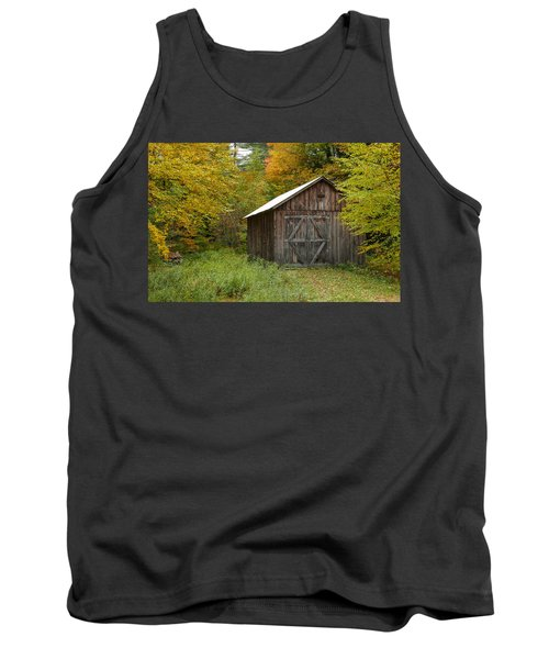 Old Barn New England Tank Top