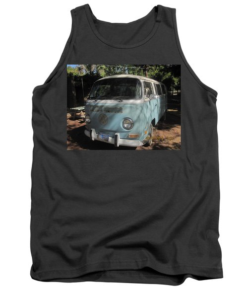 Old Beetle Bug Tank Top