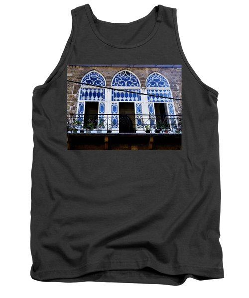 Old Beirut Home  Tank Top
