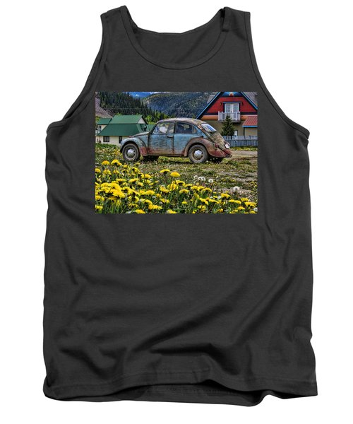 Old Bug Tank Top