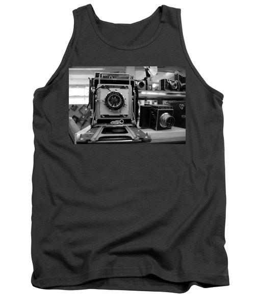 Old Cameras Tank Top