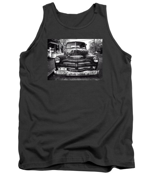 Old Chevy 2 Tank Top