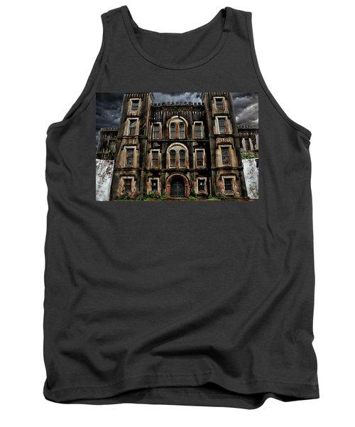 Old City Jail Tank Top