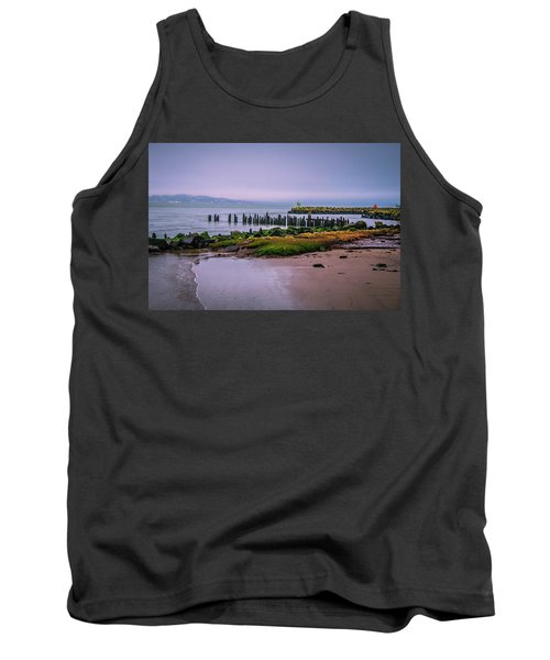 Old Columbia River Docks Tank Top