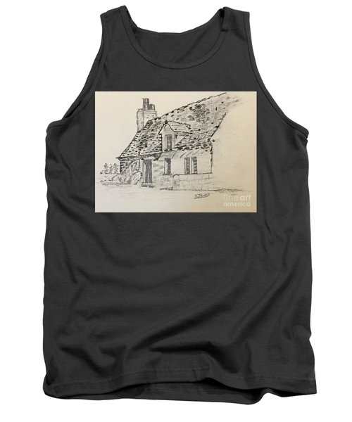 Old Cottage Tank Top